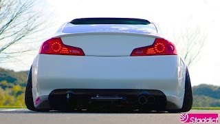 G35 Custum Muffler Sound Clip   Shoot & edit by Staddict
