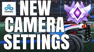 MOST WELL ROUNDED CAMERA SETTINGS | 2V2 WITH C9 GIMMICK