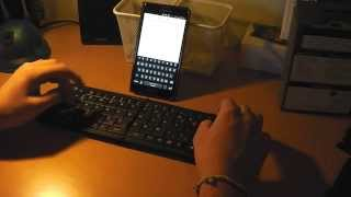 TECLADO BLUETOOTH ANDROID