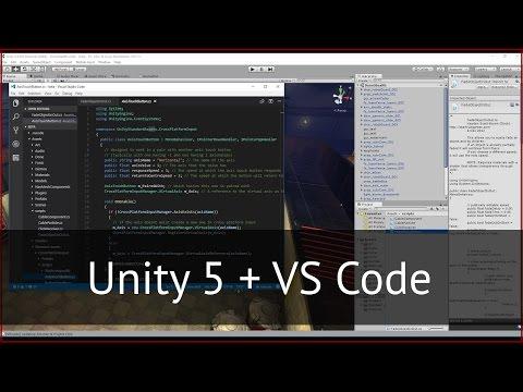 Интеграция Unity и Visual Studio Code