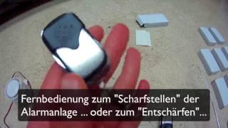 Eray Funk-Alarmanlagen-System M2B GSM SET-B