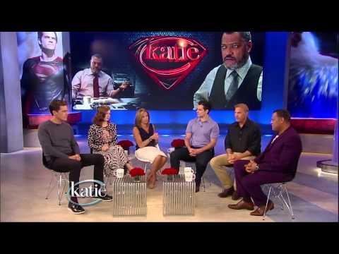 Laurence Fishburne Reflects On 'Man Of Steel' and His Incredible Career