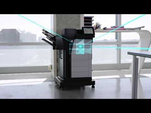 Noel Braham's Hewlett Packard Commercial