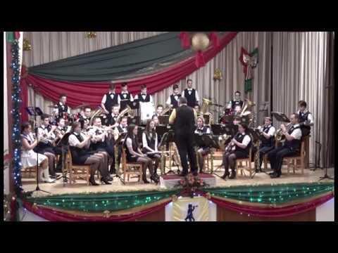 Csorvás Város Fúvószenekara és Majorette csoportja - Michael Flatley: Lord of the dance