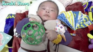 赤ちゃん台湾のおもちゃ - baby vlog