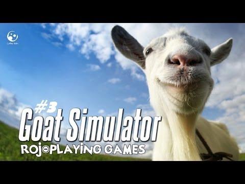 Goat Simulator (#3) Żyrafa uwalnia prawdziwego Demona! (Roj-Playing Games!)