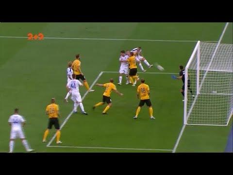 Динамо - Олександрія - 1:0. Відео-огляд матчу