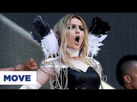 Little Mix - Move (summertime Ball 2014) video