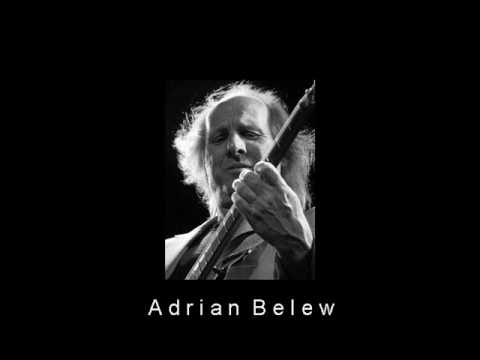 Adrian Belew - Beat Box Guitar