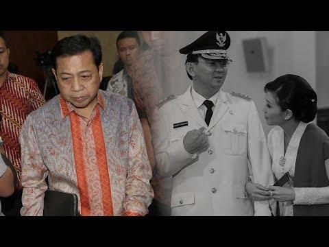 Setya Novanto Kaget Ahok Gugat Cerai Veronica Tan