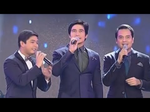 Kapamilya Hearttrobs at the ABS-CBN CHRISTMAS SPECIAL 2013