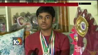 Special Story On 54 Chess Grandmaster Arjun | Warangal | TS