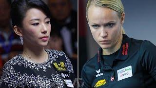 2015 Women 9-Ball WC - Jasmin Ouschan vs Pan Xiaoting 潘曉婷