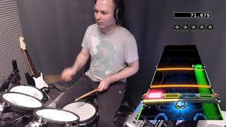 Uma Thurman by Fall Out Boy Rock Band 4 Drums FC