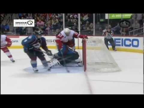 Wings @ Avs 4/5/13 (Game Highlights - Avs Feed)