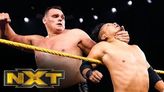 Kushida vs. WALTER: WWE NXT, Oct. 9, 2019