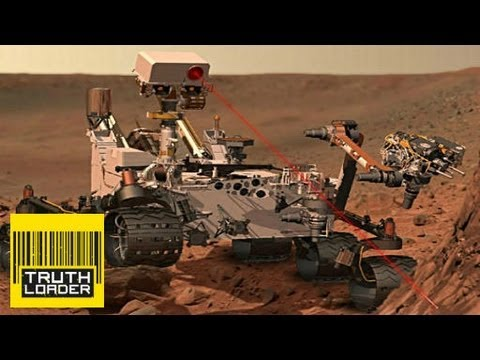 Mars Curiosity rover: Nasa release one year timelapse - Truthloader