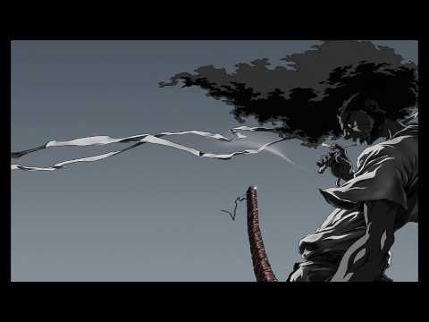 Exclusive Afro Samurai Game Soundtrack - Afro Droid Aerial Fight Groove video