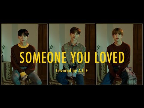 Download Lewis Capaldi - Someone You Loved Covered by. JUN, DONGHUN, CHAN Of A.C.E 에이스 Mp4 baru