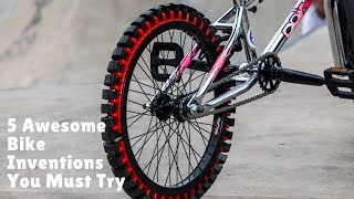 5 Awesome Bike Inventions You Must Try