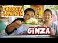 J. Balvin - Ginza parodia  El vigoron JR INN
