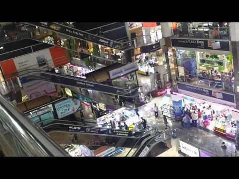 Pantip Plaza in Bangkok