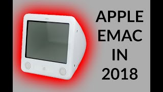 Using an Apple eMac in 2018
