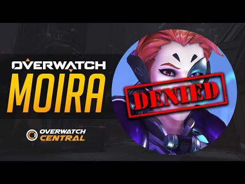 Overwatch | Moira - How To Counter | DENIED