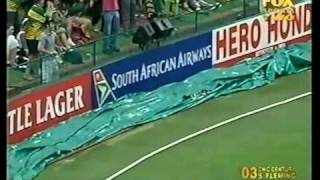 Stephen Fleming 134* vs South Africa 2003 World Cup