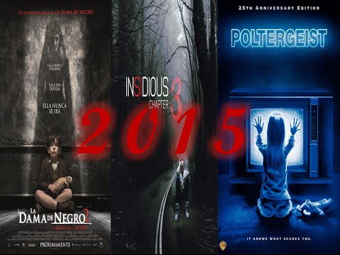 Estrenos de terror 2015 pte  1.