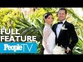 An Inside Look At Jenna Johnson & Val Chmerkovskiy's Romantic Wedding (FULL) | PeopleTV