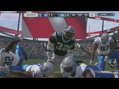 Madden 17 Ultimate Team :: First Game With NEW BOSS Ultimate Legends! :: Madden 17 Ultimate Team