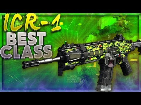 ICR-1 Best Class Set Up