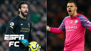 Ranking the top 5 Premier League goalkeepers in 2020: Is Alisson or Ederson No. 1? | ESPN FC