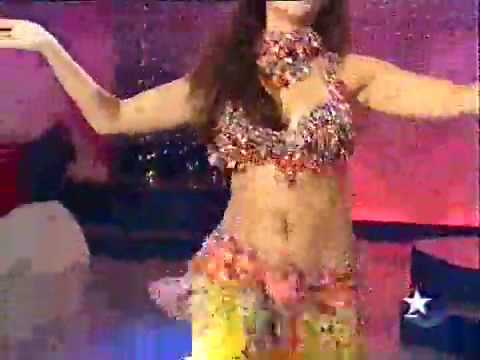 Turkish Belly Dancer: Tanyeli 1992