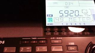 Whri cypress on 5920khz