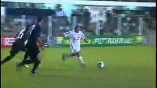Santos 4 x 2 Atlético-GO - Gols - Brasileirão 2010