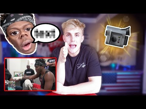 You Won't Believe What KSI SAID.. (unseen footage)