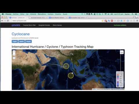 español - 11 de noviembre - baja riesgo de tormentas tropicales