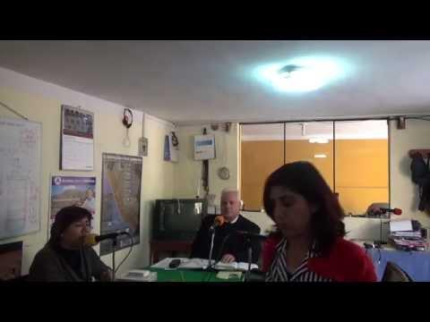 Missione Perù -NataleVona in radio- 2015  - 02