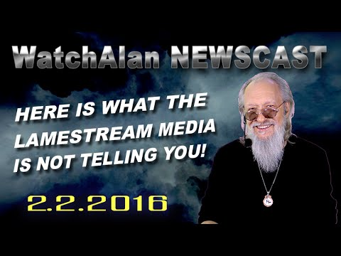 Alan's Real News | February 2, 2016