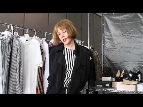 TOMBOY with Chloe Sevigny 2012 SS Behind the Scenes