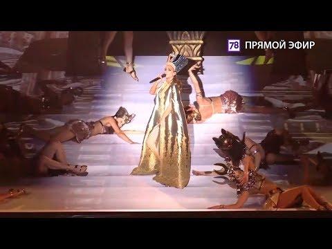 Ани Лорак. Фрагмент прямого эфира  шоу Дива (Санкт-Петербург 25-02-2018)