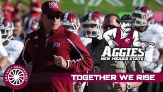 9/29 Media Teleconference  New Mexico State Head Coach Doug Martin