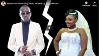 Teleeza-New dedication from eddy kenzo musuuza to Rema after being chucked