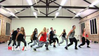 'Thrift Shop' Macklemore choreography by Jasmine Meakin (Mega Jam)