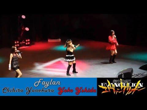 Evangelion Zankoku Na Tenshi No Teeze 19 (live Version)