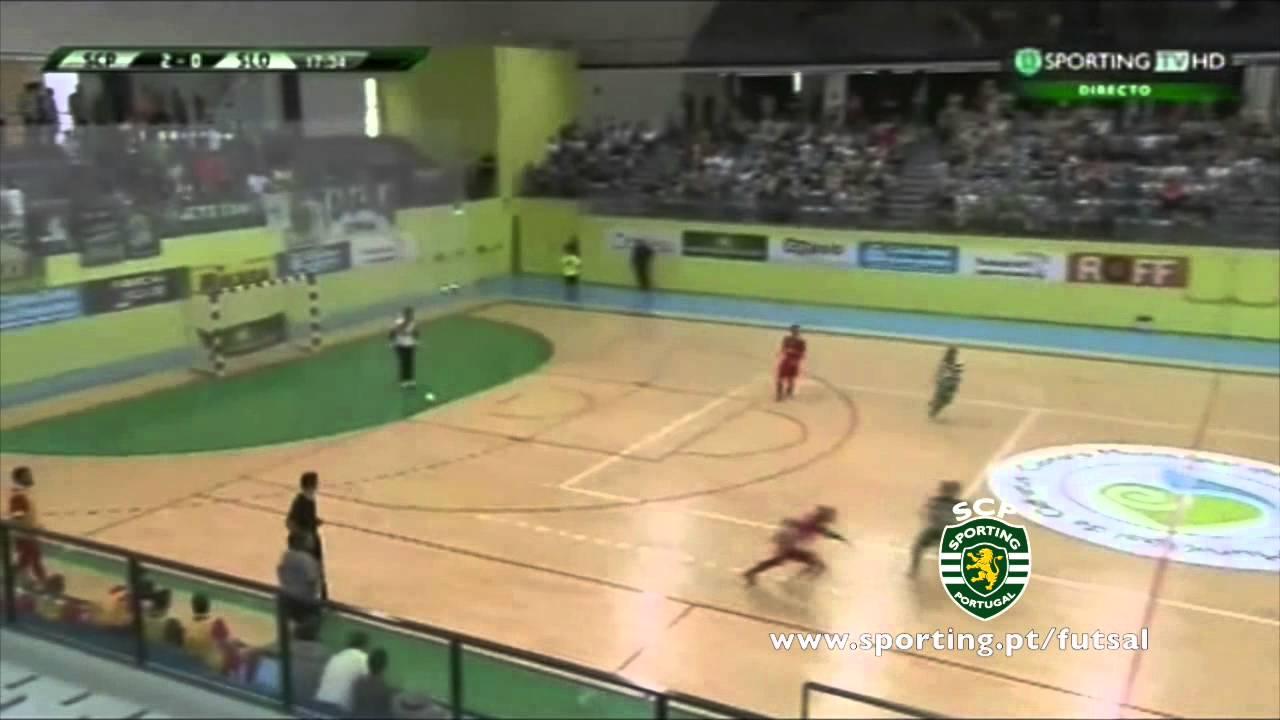 Futsal :: 01J :: Sporting - 7 x Olivais - 1 de 2014/2015