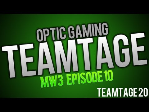 OpTic Gaming� Teamtages - MW3 Episode 10 (Teamtage Episode 20) - By dFluxx