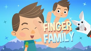 Finger Family | Daddy Finger | Nursery Rhymes | Baby Songs | Kids Songs